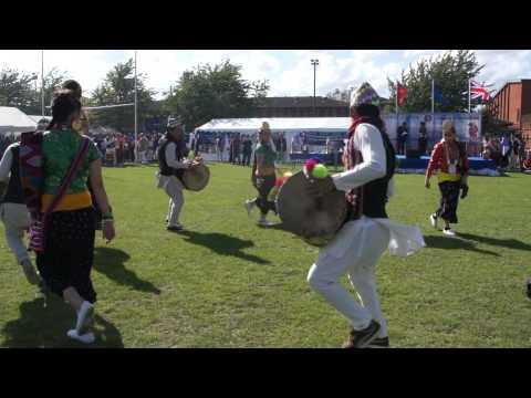 Limbu Dance (Chabrung, Folkestone KYC 2012)
