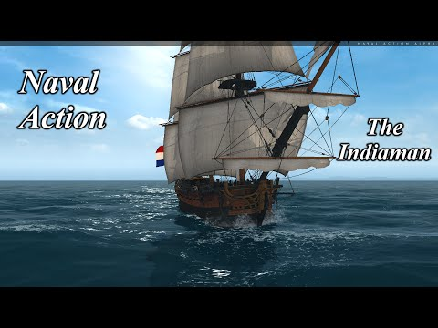 Naval Action the Indiaman