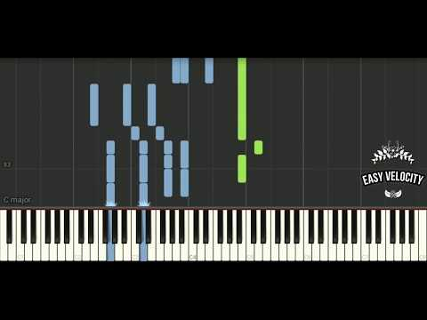 Nirvana Come As You Are- Piano Tutorial