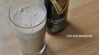 Jamaican Stout Punch Recipe Video