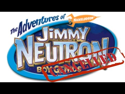 Why Did Jimmy Neutron Get Cancelled?