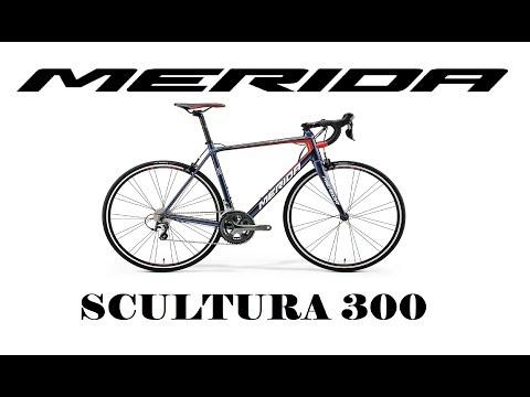 MERIDA SCULTURA 300 2018