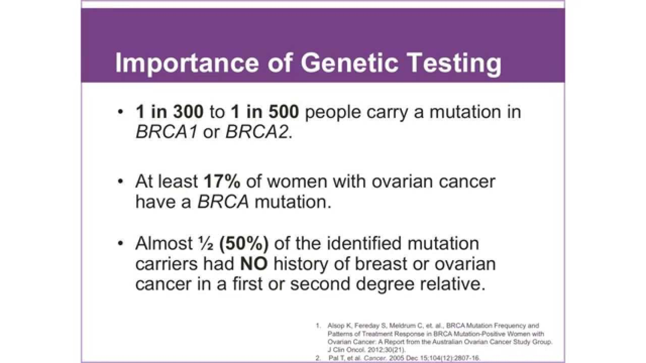 the importance of genomic testing to identify the presence of genetic conditions Genetic testing was initially used to make or confirm a diagnosis of a genetic condition, and to screen newborns for conditions such as phenylketonuria (pku), so that early interventions and treatments could be administered.