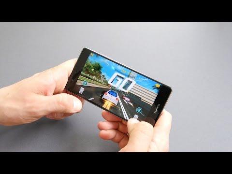 Huawei P9: Gaming, Multimedia & Spiele Test (deutsch)