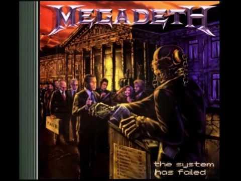 Megadeth (2004) The System Has Failed *Full Album*