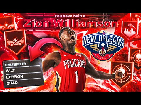 *NEW* SPEED BOOSTING ZION WILLIAMSON BUILD Is UNREAL - DOMINATE PATCH 10 UNSTOPPABLE NBA 2K20 BUILD