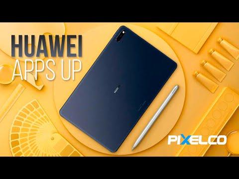 Apps Up 2021 - Conoce todos los detalles del concurso de #Huawei