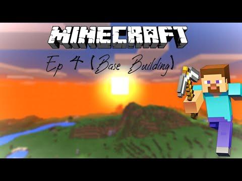 Minecraft 1.16 Survival (EP 4) Base Building