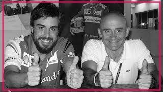 Mis reflexiones sobre el adiós de Alonso | El Garaje de Lobato
