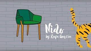 Nido chair by Rafa García