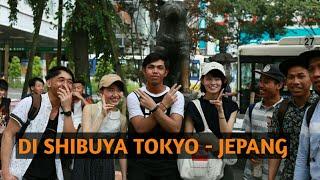 KEADAAN DI SHIBUYA TOKYO JAPAN jalan jalan kejepang