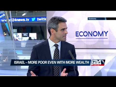 Tal Keinan on Exports, Inequality and Incomes in Israel