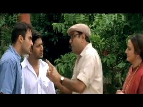Comedy scene - Akshaye tells Paresh Rawal that he loves Kareena and wants to marry her (Hulchul)