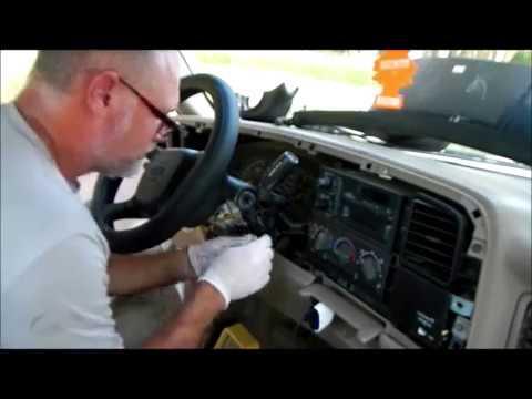 2001 GMC Chevy Silverado Tow Haul Button Wiring Fix