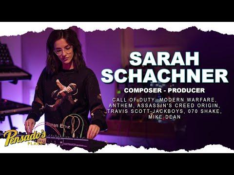 """""""Call of Duty: Modern Warfare"""" Composer / Producer, Sarah Schachner – Pensado's Place #451"""
