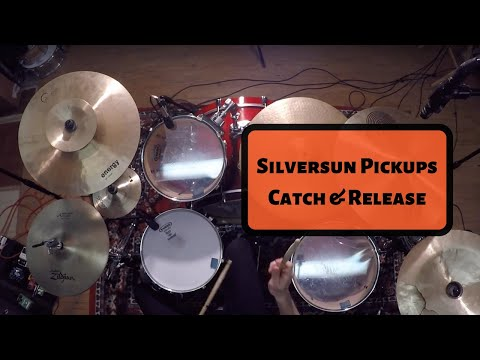 Joe Koza - Silversun Pickups - Catch & Release (Drum Cover) [GoPro Audio]