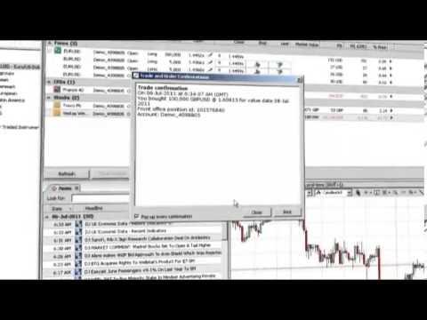trading platform api