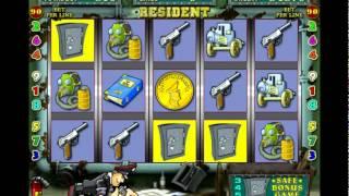видео игровой автомат резидент
