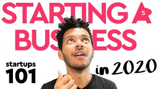How to start a business in 2020