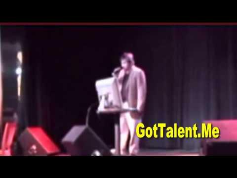 His Latest Flame Sung At Harrahs Rincon Karaoke By San Jose