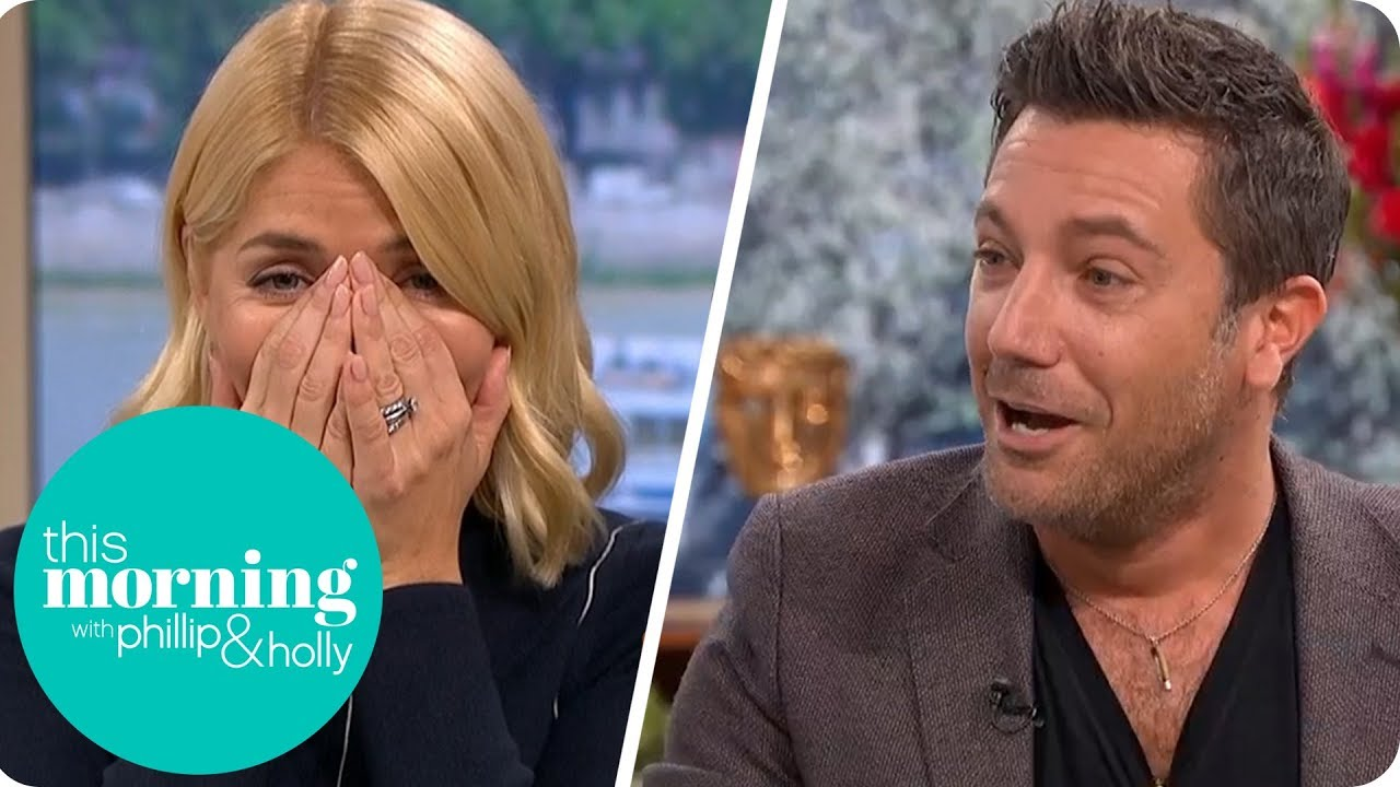 Download Gino Reveals How Gordon Ramsay Would Wake Him Up With His Willy   This Morning