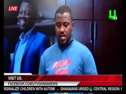 Download Agye Koo and John Dumelo discuss AWAY BUS movie