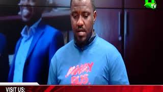Agye Koo and John Dumelo discuss AWAY BUS movie