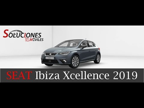 seat ibiza xcellence 2019 cambios youtube. Black Bedroom Furniture Sets. Home Design Ideas