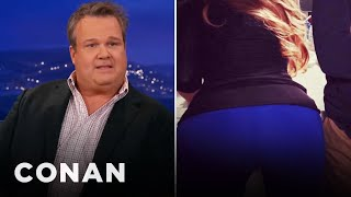 Eric Stonestreet Is STILL Tweeting Pics Of Sofia Vergara's Butt thumbnail
