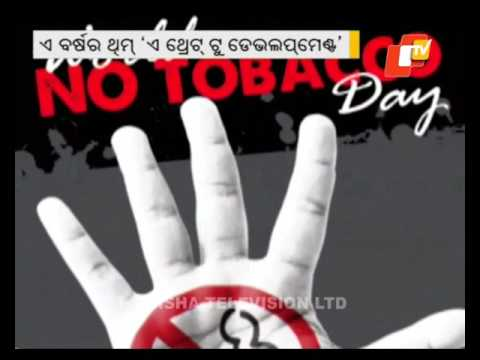 A threat to development   The theme of World No Tobacco Day