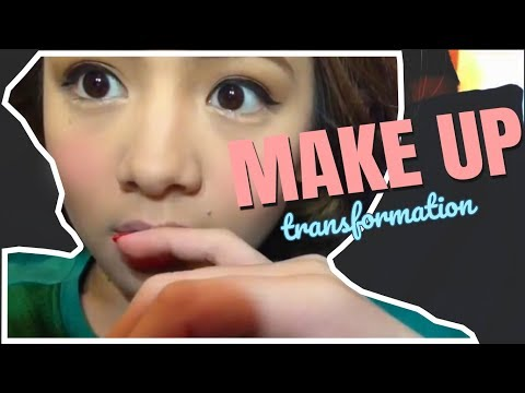 [MAKE UP] Ella Cruz Transforming To Vanessa Bueno (Bagito)
