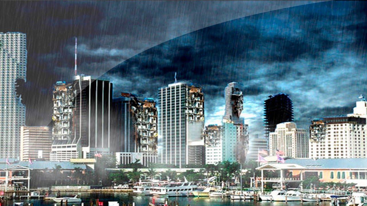 Urban Wallpaper Hd Tutorial Photoshop Foto Manipulacion Ciudad Destruida