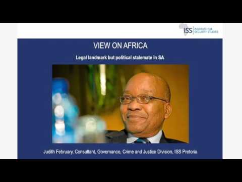 View on Africa: Legal landmark but political stalemate in SA