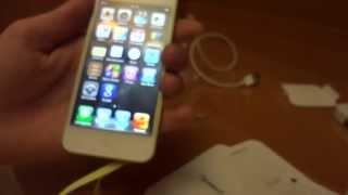 Полный обзор iPod touch 5 поколения(ExibetroN Sitel)