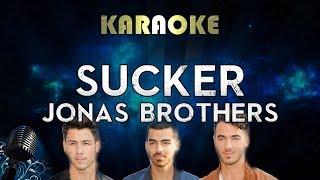 Gambar cover Jonas Brothers - Sucker (Karaoke Instrumental)