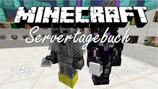 ServerTagebuch [140] Kademlia Köpfe :D [HD+] Minecraft