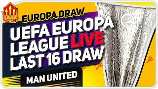 EUROPA LEAGUE DRAW: Man United vs AC Milan Reaction LIVE! Man Utd News Now