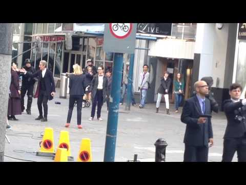 Doctor Who Series 8 Filming