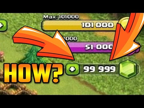 Clash Of Clans Hack Tool - Hack Clash Of Clans Free Gems 2017
