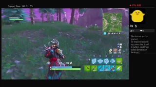 New Fortnite Nara skin gameplay