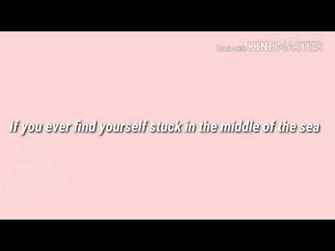 "Official Video Lirik Lagu ""COUNT ON ME - BRUNO MARS"""