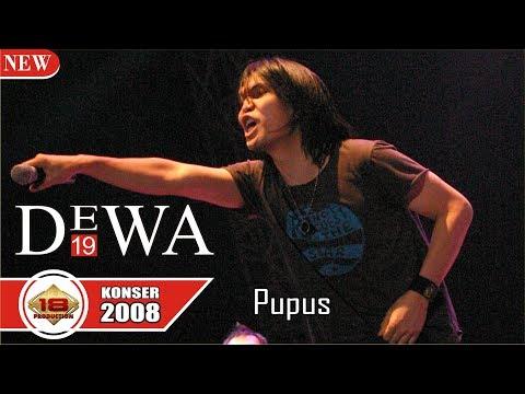 KONSER DEWA 19  SUARANYA ONCE BIKIN BAPER ?? ~ PUPUS @ PEKANBARU 2008