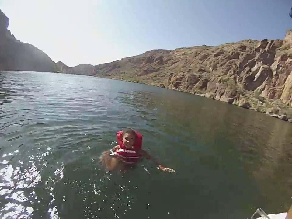 Kids Swimming In A Lake kids swimming in the lake - youtube