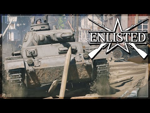 ENLISTED | This