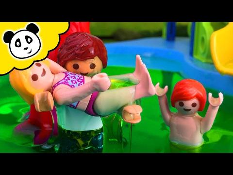 ⭕ Bob Der Bademeister - Glibbi Schleim Notruf Im Schwimmbad - Pandido TV
