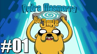Pedra Masmorra Do Jake #01 : Iniciando Na masmorra / Tutorial