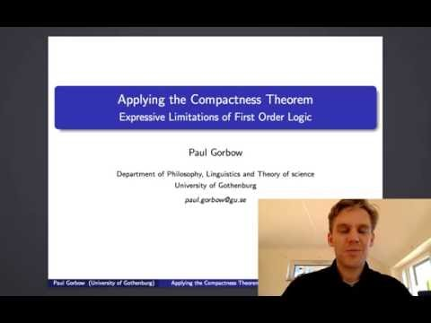 Compactness Theorem and Expressive Limitations of First Order Logic