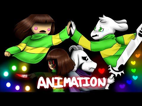 Continue - Undertale Animation (Glitchtale #5 - Season 1 Finale)