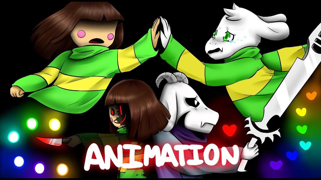 Download Continue - Undertale Animation (Glitchtale #5 - Season 1 Finale)