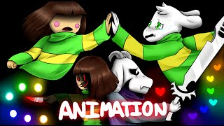 Continue - Undertale Animation (Glitchtale #5 - Season 1 Finale)